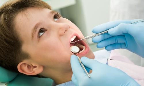 Prima vizita la dentist