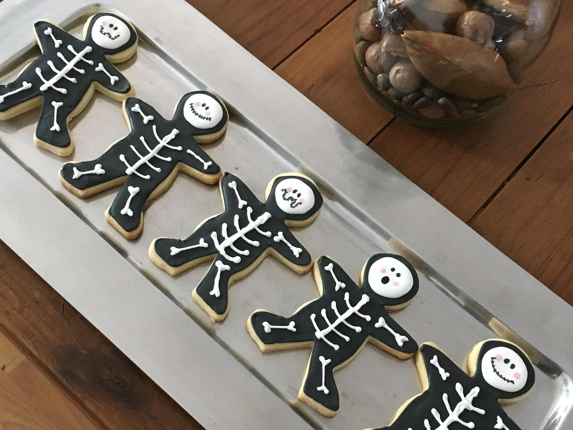 Fursecuri pentru petrecerea de Halloween
