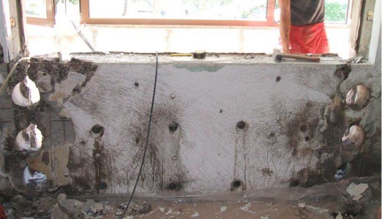 Alegeti servicii specializate de taiere beton
