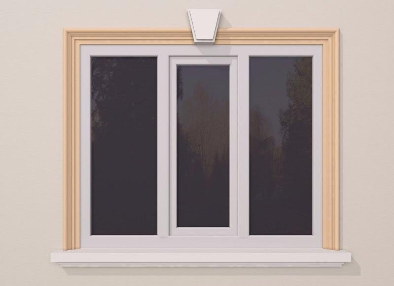 Ancadramente pentru fereastra pentru locuinta