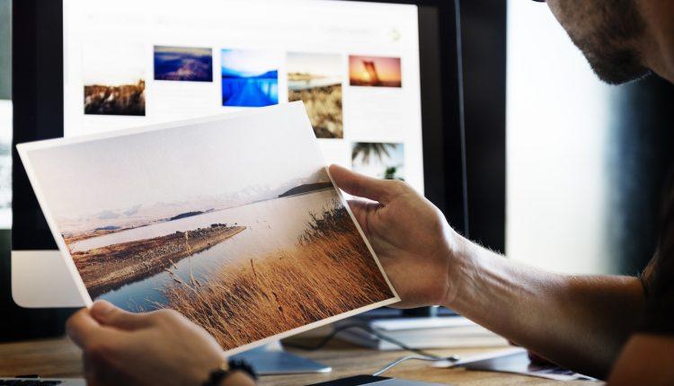 Editarea postarii si alegerea unei imagini potrivite