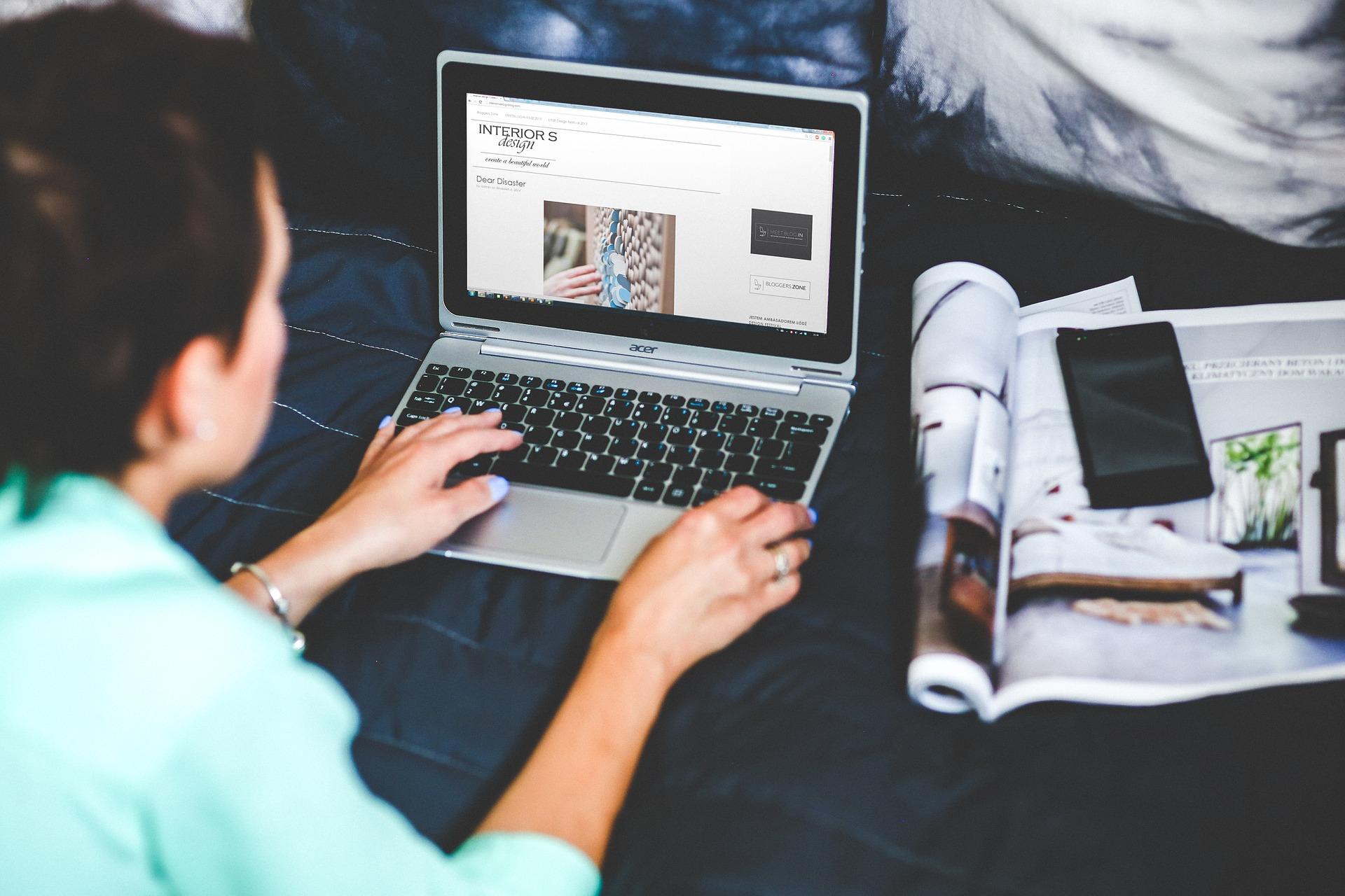 4 motive pentru a avea un blog al afacerii tale