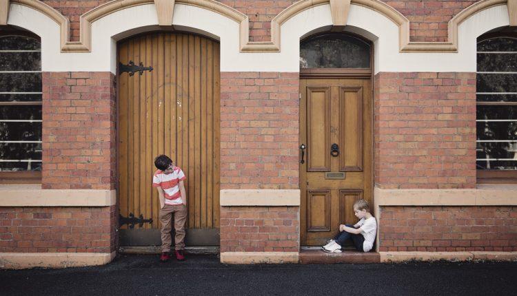 Depresia la copii – simptome si factori declansatori