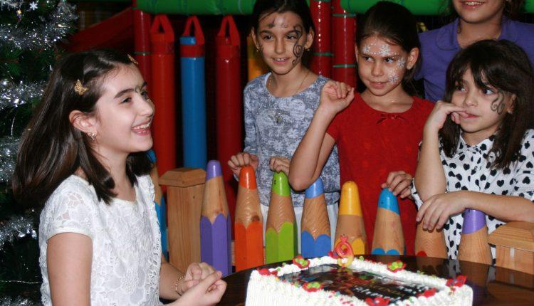Organizeaza o petrecere pentru ziua copilului tau