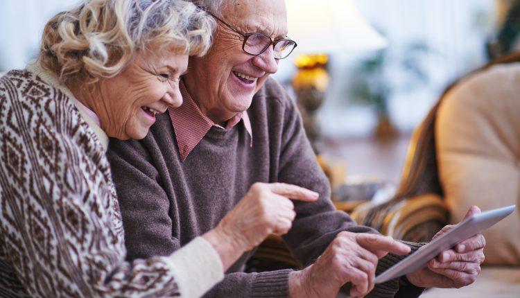 Tehnologia si seniorii