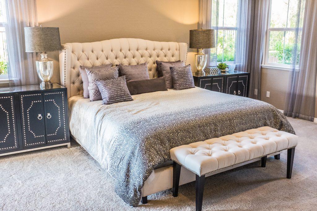 Decorarea dormitorului pentru relaxare